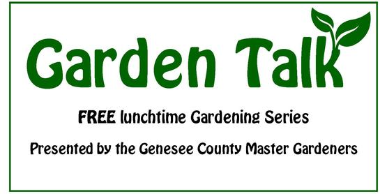 """Garden Talk"" lunch time series - Holiday Swags"