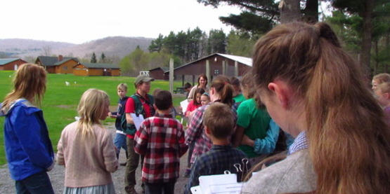 4-H Forestry Weekend