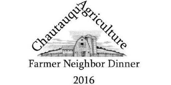 Chautauqua County Farmer Neighbor Dinner