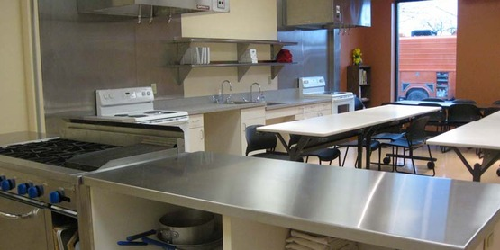 The Cargill Teaching Kitchen at CCE-Tompkins Education Center