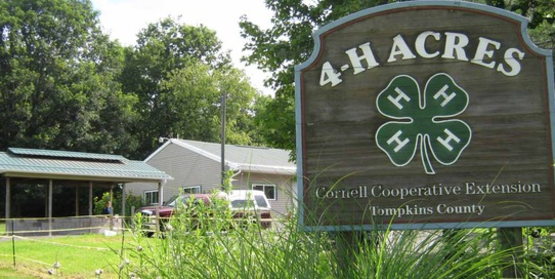 4-H Acres offers a certified kitchen, meeting space, barns and more for public rental.