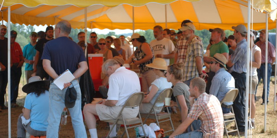 Hudson Valley Small Grains Field Day 2013