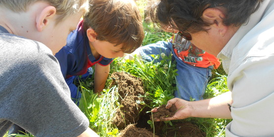 Farm Day Camp 2014