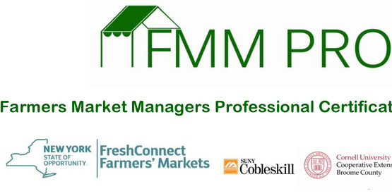 Professional Farmers Market Manager Certification Program