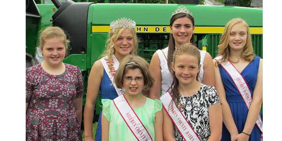 2016 Dairy Princess announced