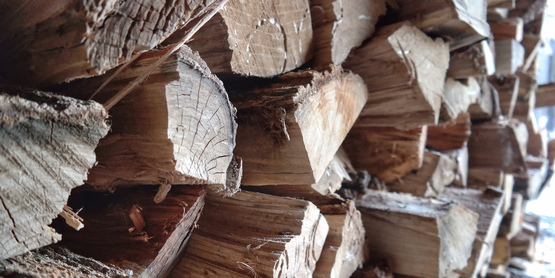 Selling firewood is a common way woodlots can be beneficial