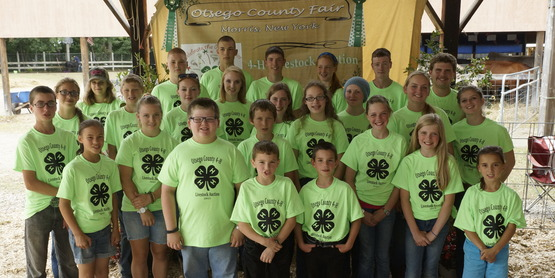 4-H Livestock Auction