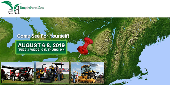 Empire Farm Days 2019