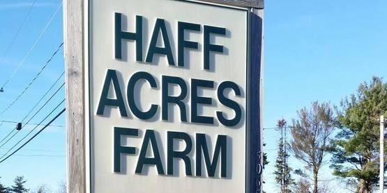 Haff Acres Farm is Chautauqua Grown!