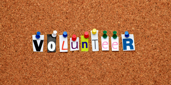 Volunteering is a great way to get involved with CCE!