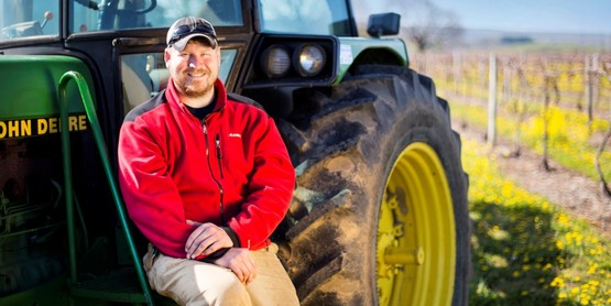 The Lake Erie Regional Grape Program is pleased to announce Andy Joy has joined their team