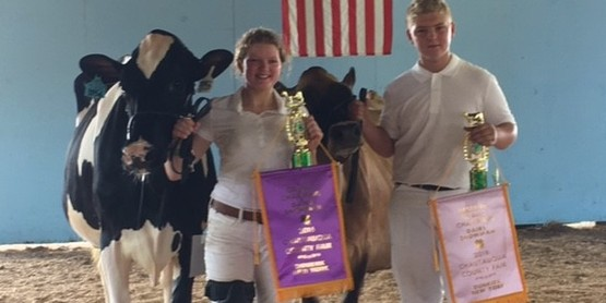 4-H Dairy Awards