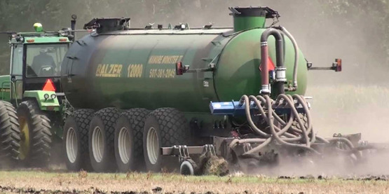 Manure Applicator Training