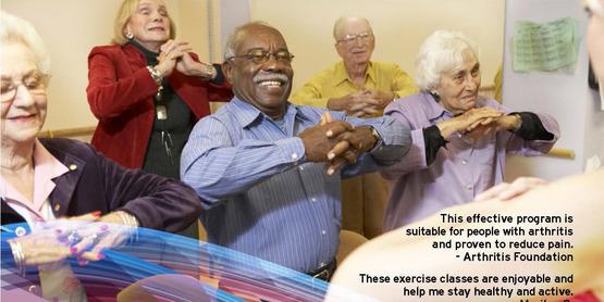 Arthritis Exercise Program Malone