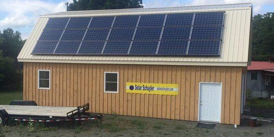 Schuyler County Solar Tour