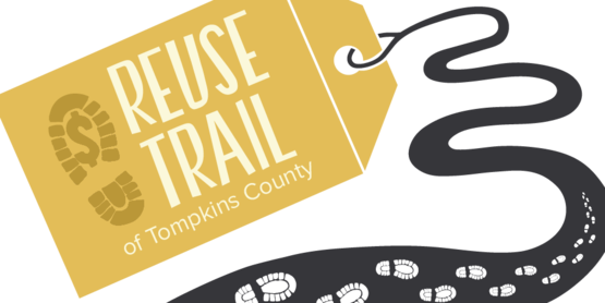 Reuse Trail of Tompkins County