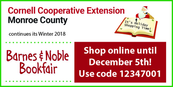 Support CCE-MC programming through our Winter Barnes & Noble Book Fair!