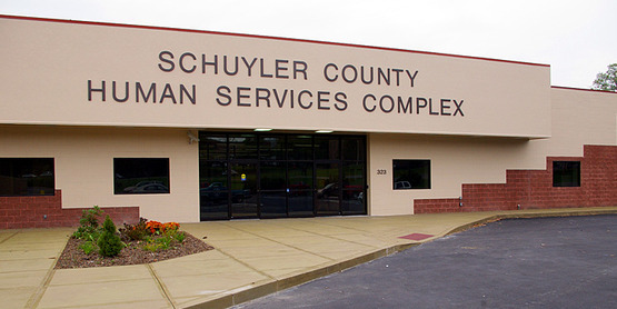 CCE-Schuyler Building