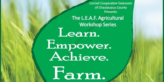 Running A Successful CSA (L.E.A.F. Workshop Series)