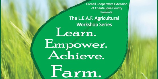 Raising Poultry for Egg Production (L.E.A.F. Workshop Series)