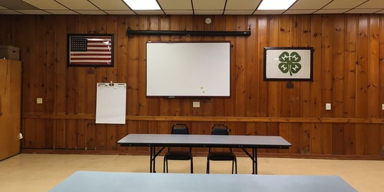 Large Meeting Room (inside Training Center)
