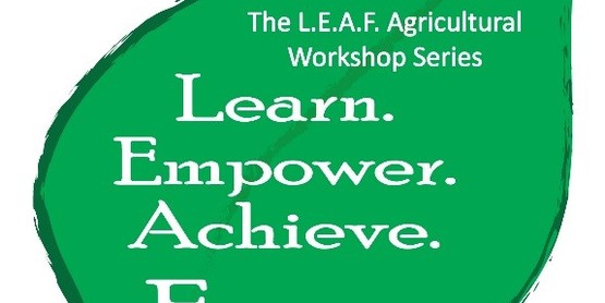 2016-2017 L.E.A.F. Workshop Series