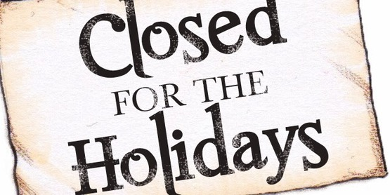 2017  Labor Day Holiday - Office Closed