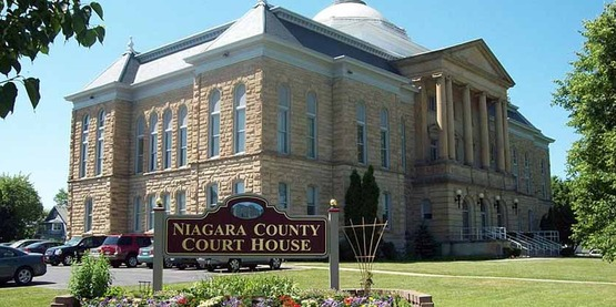 Niagara County Courthouse
