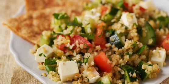 "Find healthy new dishes your family will love on our ""Recipes"" page."
