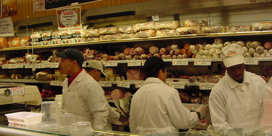 Marketing locally-raised meats outside of traditional commodity outlets