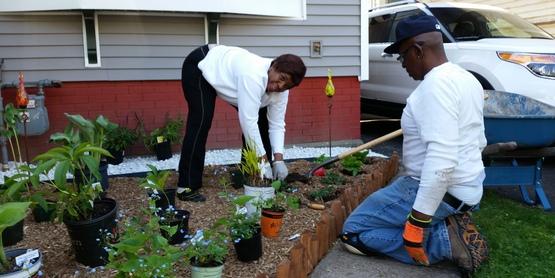 Front Yard Garden Planning