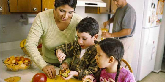Healthy meals for your family classes