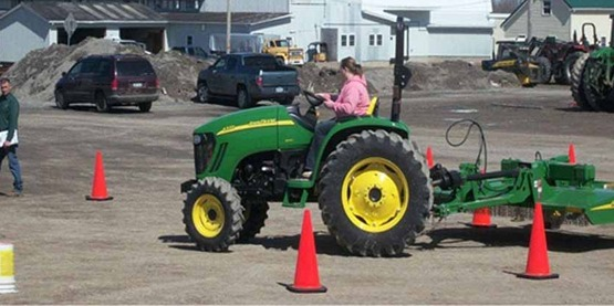 Youth Tractor Safety Certification