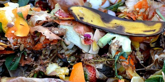 ​The bokashi method of composting involves natural fermentation.