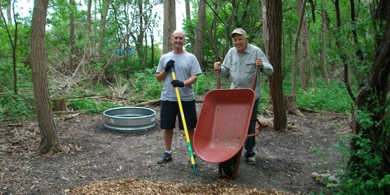 Creating Campsites and Trails in Clyde