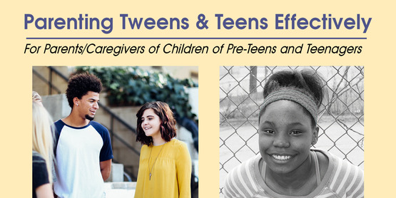 Parenting Tweens & Teens