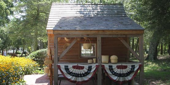 Basket Weaving stand