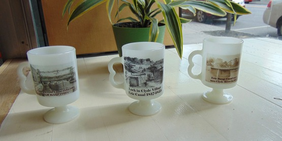 SPAN Mugs for sale at 70 Glasgow St