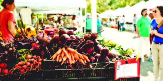 Farmers' Market Directory Cover