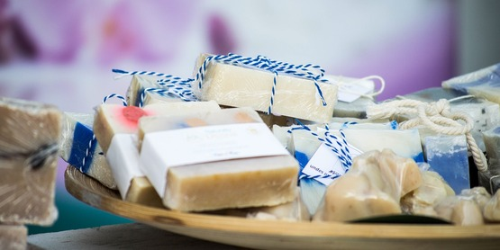 Making Handcrafted Soaps