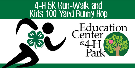 4-H Alumni 5K Run/Walk & Kids Bunny Hop Fundraiser