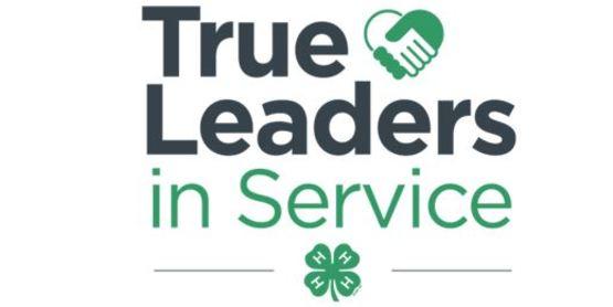4-H Celebrates True Leaders in Service