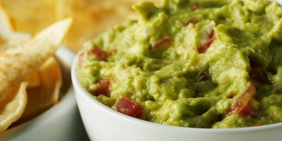 Guacamole from Cooking Matters