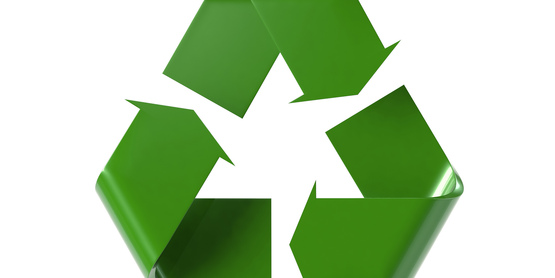 Recycling protects earth's resources and prevents the pollution that causes climate change
