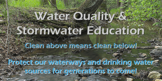 water banner