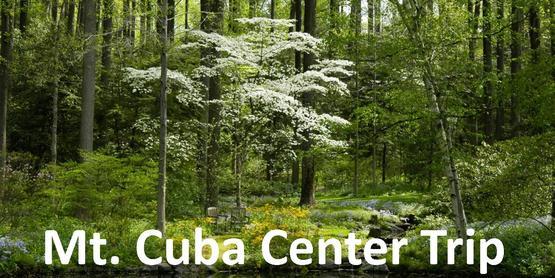 Mt. Cuba Center Trip