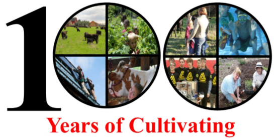 CCE  is celebrating 100 years of cultivating knowledge in Schuyler County in 2017!