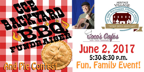 CCE Backyard BBQ Fundraiser