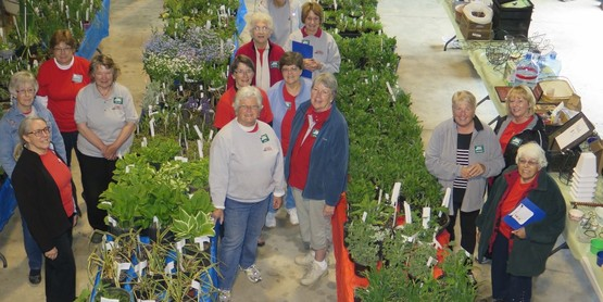 Master Gardener Annual Spring Plant Sale - May 13th