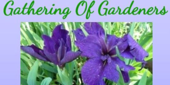 21st Annual Gathering of Gardeners